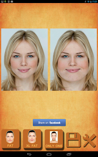 Game Fatten Face - Fat Face APK for Kindle