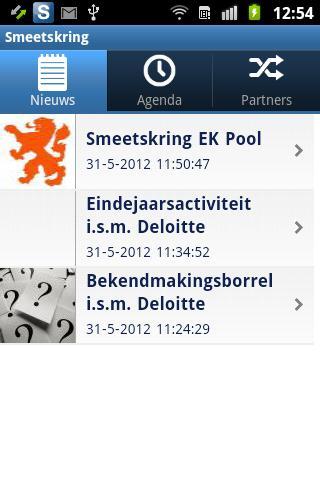 Smeetskring- screenshot