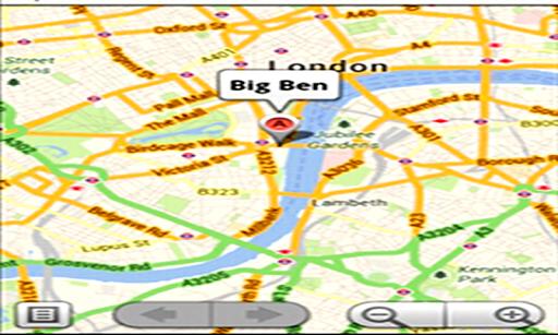 London Map Tour
