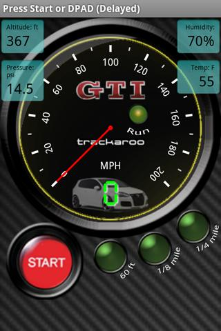 VW GTI Dynomaster Layout - screenshot