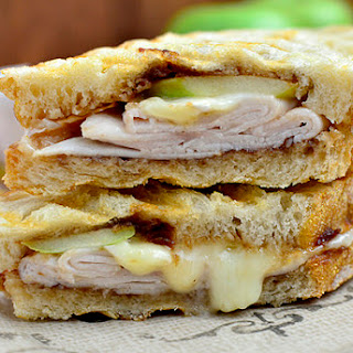 Apple Orchard Panini
