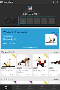 Workout Trainer: fitness coach Screenshot 35