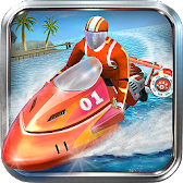 Powerboat Racing 3D APK Icon