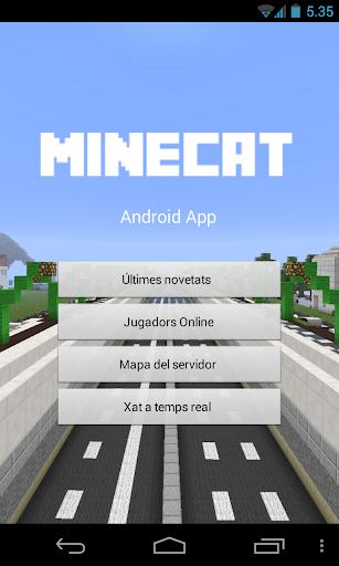 MineCat Catalunya al Minecraft