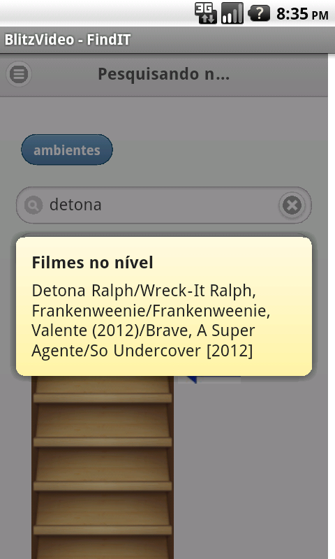 BlitzVideo - FindIT - screenshot