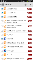 Screenshot of Newspy - News & Social Filter