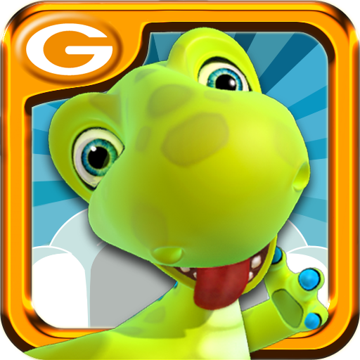 迪諾運行免費 街機 App LOGO-APP試玩