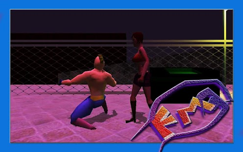 Fight Masters 3D fighting game - screenshot thumbnail