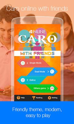 CARO - XO Five in a Line - screenshot