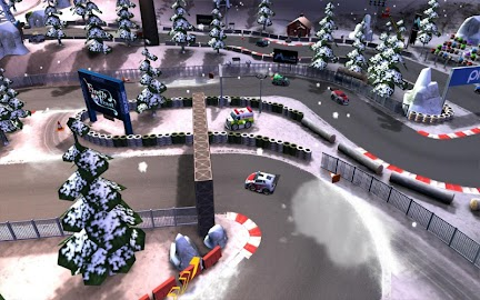 Bang Bang Racing HD Screenshot 2