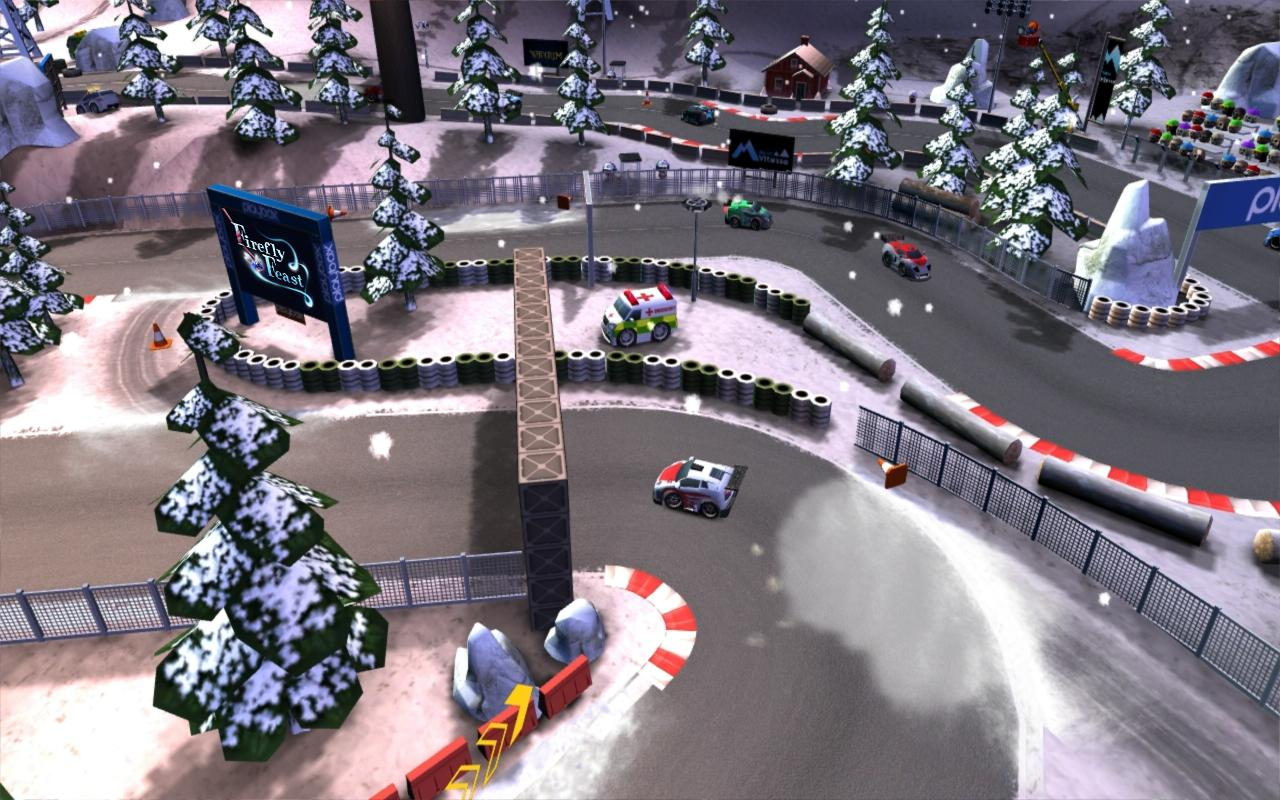 Bang Bang Racing HD - screenshot