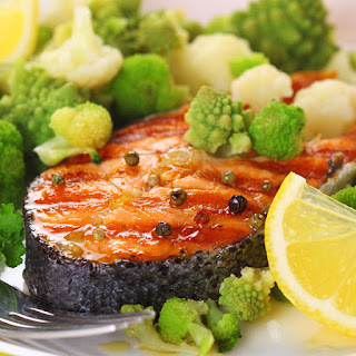 Easy Honey Garlic Grilled Salmon