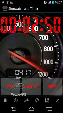 Stopwatch & Timer 1.5.2 screenshot 277889