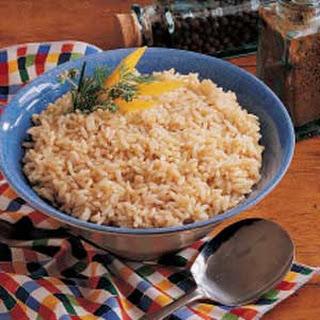 Creole Rice.