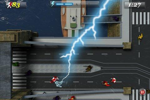 Zeus - Lightning Shooter Pro- screenshot