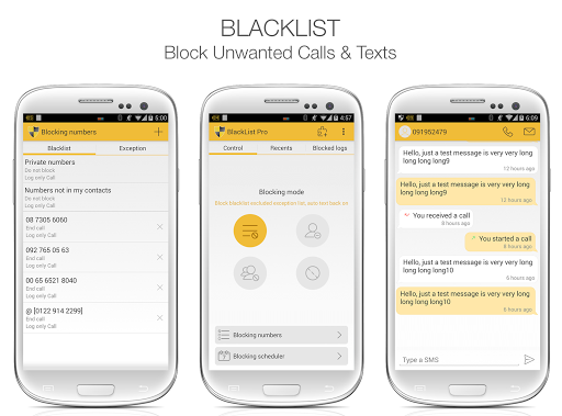 BlackList Pro