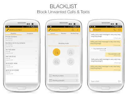 BlackList Pro v4.8