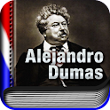 AUDIOLIBRO: Alejandro Dumas logo
