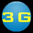 3G Toggle Advance icon
