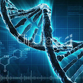 3D DNA Live Wallpaper