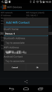 BlueFi Phone Full - screenshot thumbnail