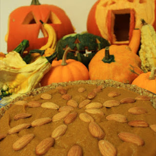 Pumpkin Pie & Raw Potluck
