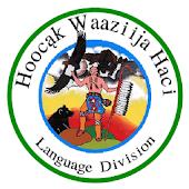 Ho Chunk Language