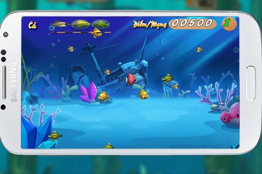Cá lớn nuốt cá bé v2015
