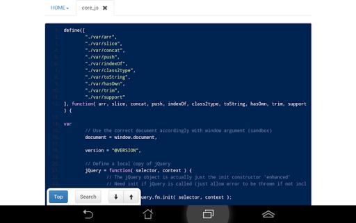 無料工具Appのソースコード閲覧アプリ:Source Code Reader|記事Game