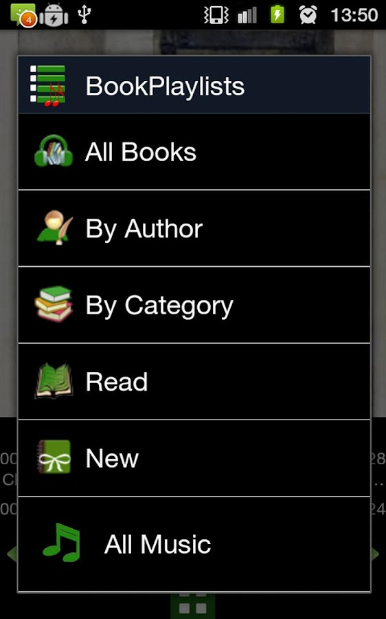 Picus Book Player SALE- screenshot