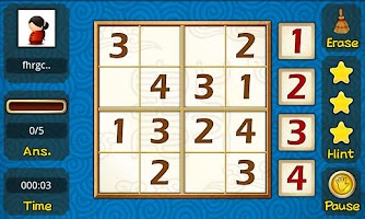 Screenshot of Sudoku Arena Free