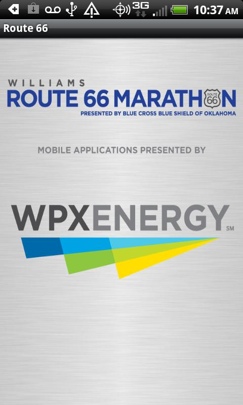 Route 66 Marathon - screenshot