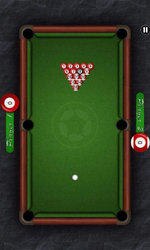 snooker - screenshot