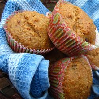 Hearty Whole Grain Muffins.