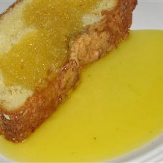 Foamy Butter Sauce