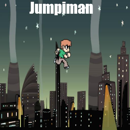 Jumpiman LOGO-APP點子