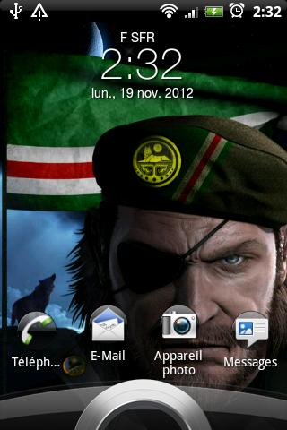 Chechen Warrior & Flag - screenshot