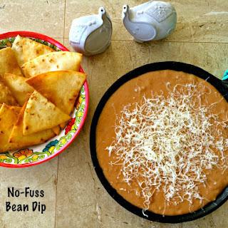 No-Fuss Bean Dip