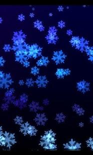 Wisp Glitter Live Wallpaper- screenshot thumbnail