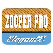Zooper Widget Elegante