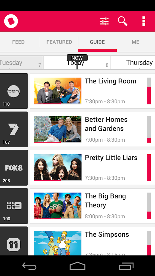 Beamly  TV- screenshot