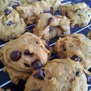 Pumpkin Chocolate Chip Cookies I.