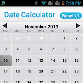 Best Date Calculator Calendar