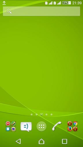 Vintage Green - Theme By Arjun