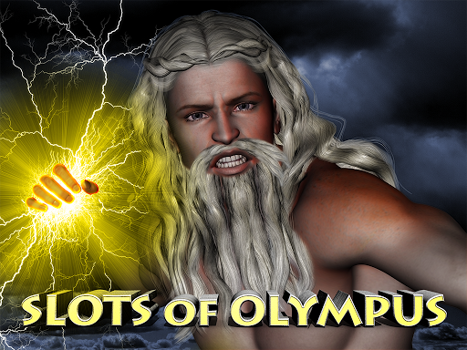 Olympus Titans vs Zeus Slots