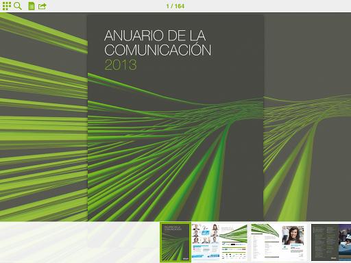Anuario de Comunicación 2013