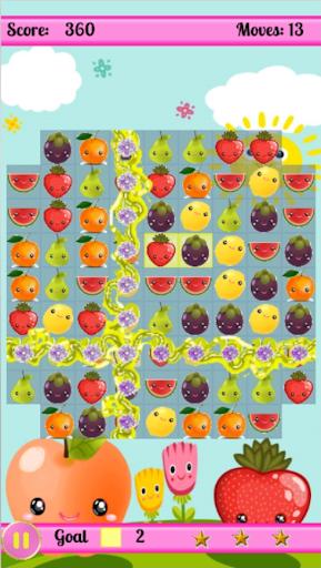 Candy Fruit Soda