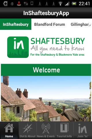 In Shaftesbury Blackmore Vale
