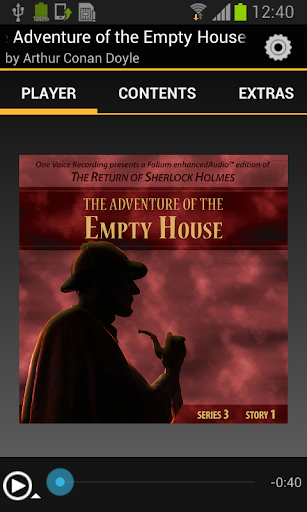 Adventure of the Empty House