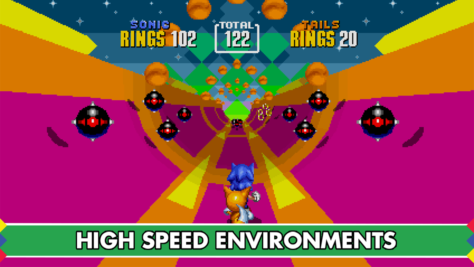 Sonic The Hedgehog 2 - screenshot